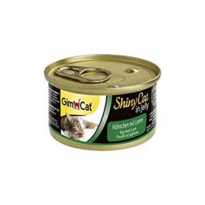 gim cat shinycat chicken with lamb 70gm sbpetshop