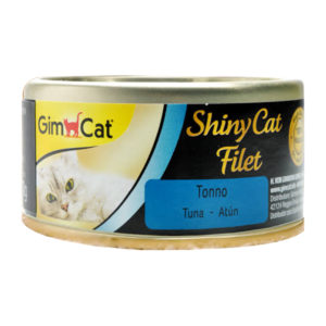 gim cat shinycat filet tuna 70gm sbpetshop