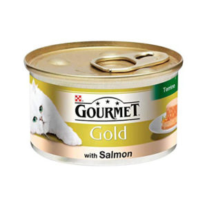 gourmet gold terrine with salmon 85gm sbpetshop