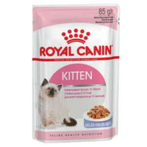 royal canin kitten pouch 85gm sbpetshop