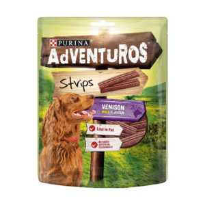 adventuros sticks Venison wild flavour 120gm sbpetshop