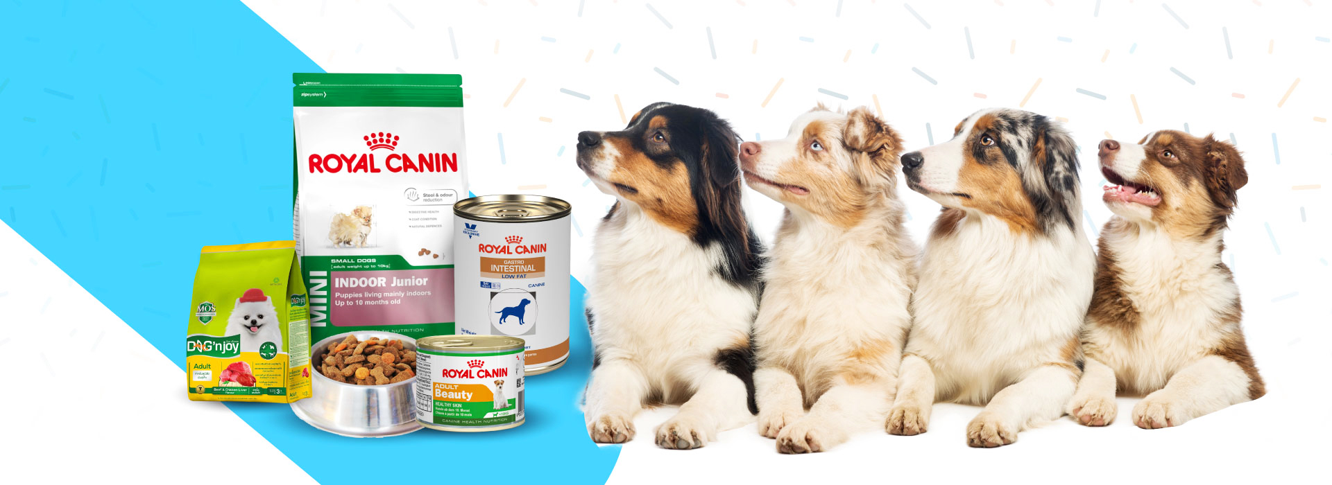 dog Food sbpetshop