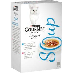 GOURMET® SOUP TUNA VARIETY