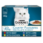 GOURMET® Perle Country Favourites in Gravy Wet Cat Food